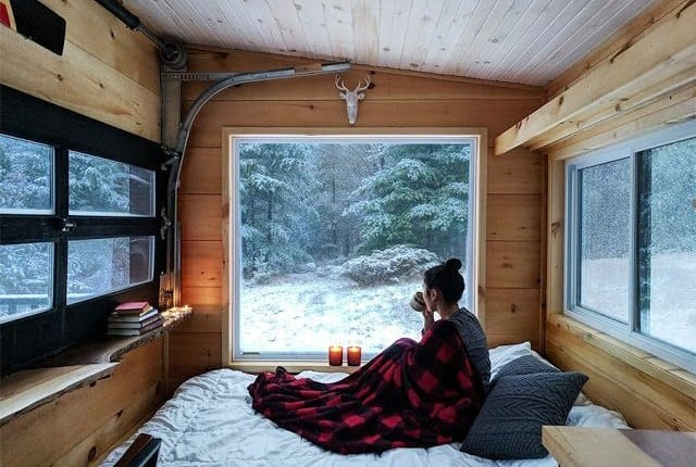 Can you see yourself living in a tiny home?
