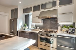 Commercial Grade Chef Kitchen