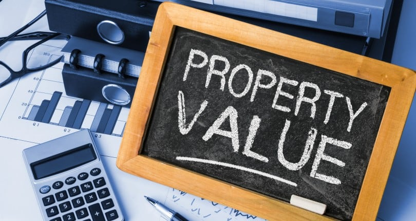 Appraised Value vs. Market Value