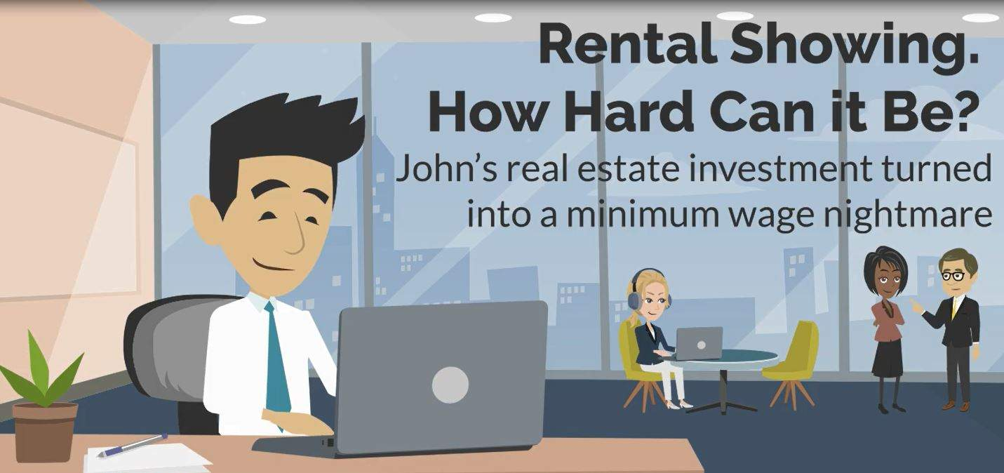 Real Estate Investment Turned into a Minimum Wage Nightmare