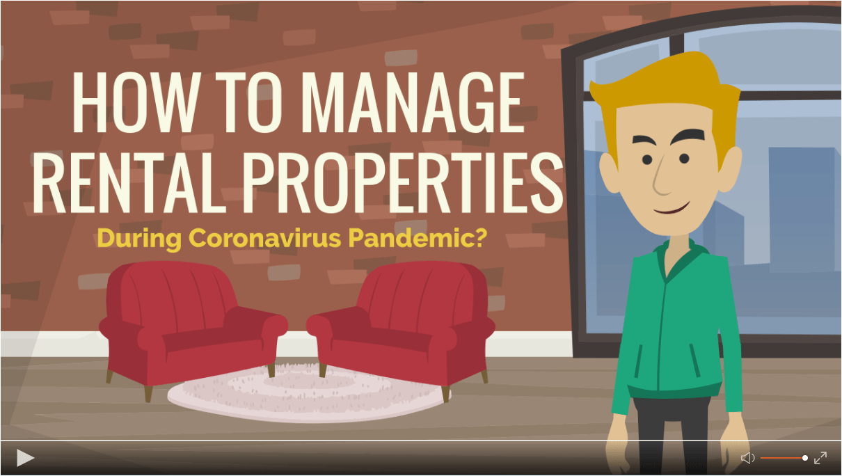 How to Manage Rental Properties during Coronavirus Pandemic?