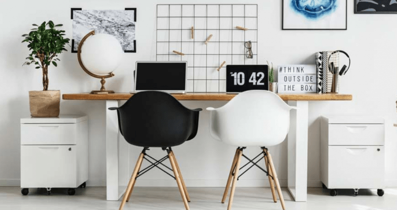 Making Room for Work: The Perfect Pandemic Home Office
